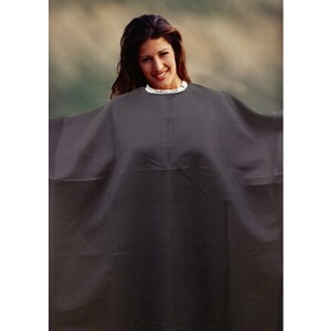 LUXOR Cape Collection - Cutting Cape Krinkle Bla