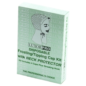 LUXOR Color Tools - FrostingTipping Cap Kit (4 Ca
