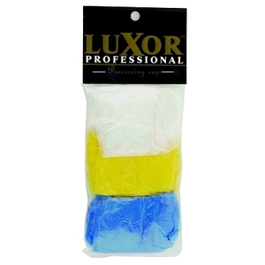LUXOR Color Tools - Processing Caps 3 Pack