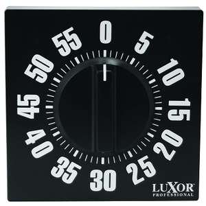 LUXOR Monotone Collection - Big Time Wall Mount Ti