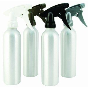 LUXOR Aluminum Bottle Collection - Black Trigger A