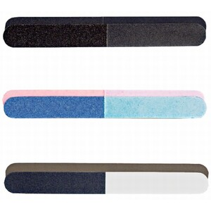 LUXOR Nail Files - Gold Cushion Board 180240 Gr