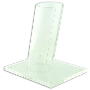 LUXOR Acrylic Caddie Single Stand For Irons &