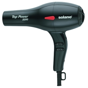 SOLANO Solano Top Power Black