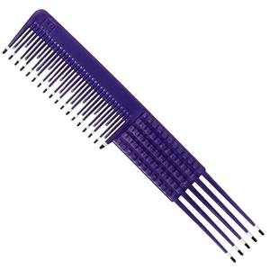 MEBCO Flipside Plastic Comb Display of 14