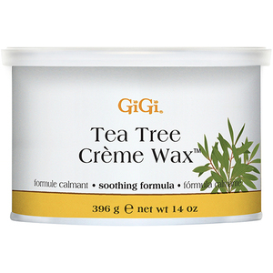 GIGI Tea Tree Creme Wax 14oz.