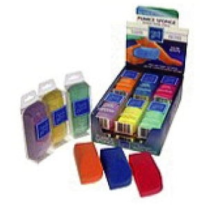 FRAN WILSON Hands & Feet Pumice Sponge Display 1