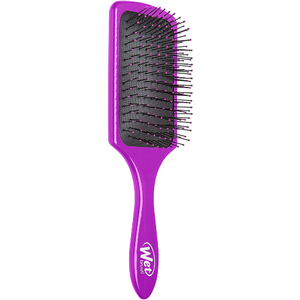 Wet Brush Paddle Detangler Purple