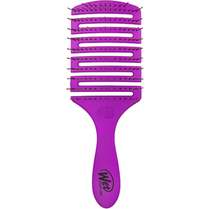 Wet Brush Flex Dry Paddle Purple