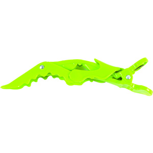 Wet Brush Pro 2 Pack Jumbo Shark Clip Lime