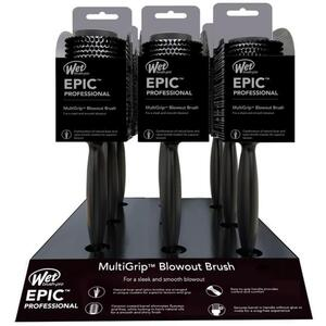 9-Piece Epic Professional Multigrip Display by Wet Brush Pro
