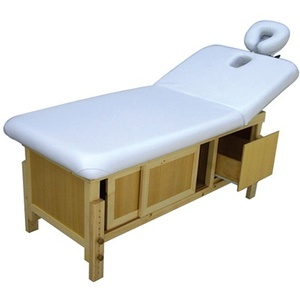 Meishida Massage Bed with Storage & Backlift (CH-249B)