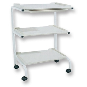 Meishida 3 Shelf Trolley Cart (PC-100)