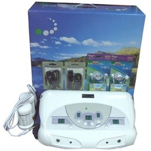 Meishida Ionic Detoxification Digital Foot Spa for Two People (CE-875)