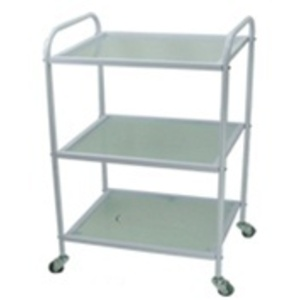 Meishida Glass Cart with 3 Shelves (CM-3030)