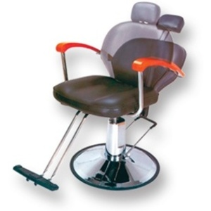 Meishida Reclining Makeup Styling Chair with Adjustable Headrest (CH-3023)