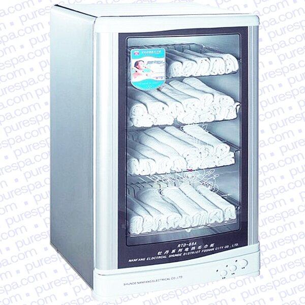 Hot Towel Cabinet With Uv Sterilizer 125 Capacity By Meishida Cm 125a