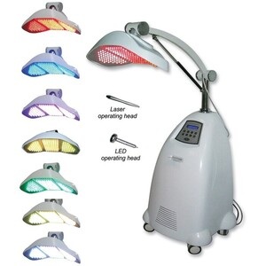 Multiwave LED Light Therapy - LED Treatments in 7 Wavelengths (LED-600)