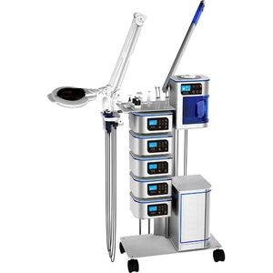 The Urka 9-in-1 Multifunction Facial Machine 5 Standard Funtions + 4 of Your Choice (CNM-2002)