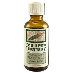 15% Water Soluble Tea Tree Oil Antiseptic Solution