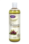 Pure Grapeseed Oil 16 oz.