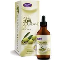 Pure Olive Squalane Oil 2 oz.