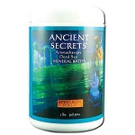 Aromatherapy Dead Sea Bath Salts Evergreen Forest
