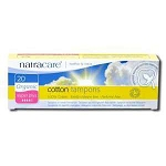 Organic Cotton Tampons without Applicator Super P