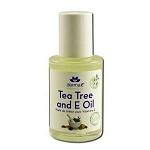 Tea Tree & E Oil 1 oz by Derma-E Skin Care 1 oz.