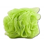 Hydro Body Sponge with Hand Strap Light Green by