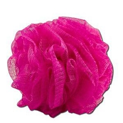 Hydro Body Sponge with Hand Strap Rose by Earth T