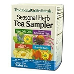 Cold Season Sampler 16 Tea Bags by Traditional Med