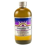 Grape Seed Oil 100% Pure 16 fl oz by The Heritage