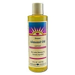 Sweet Almond Oil 8 fl oz by The Heritage Store 8