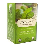 Numi Simply Mint Moroccan Herbal Teasan 18 Tea Bag