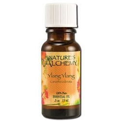 Pure Essential Oil Ylang Ylang 0.5 oz by Nature's