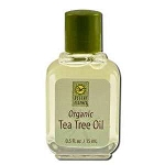 Organic Tea Tree Oil 0.5 fl oz by Desert Essence
