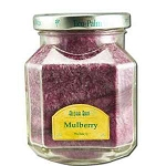 Candle Scented Deco Jar Mulberry (Wine) 8.5 oz b