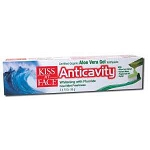 Aloe Vera Oral Care Anticavity Toothpaste 3.4 oz