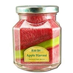 Candle Scented Deco Jar Apple Harvest (RedMint)