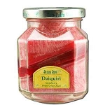 Candle Scented Deco Jar Daiquiri (PinkRed) 8.5