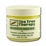 Eucalyptus Chest Rub 2 oz by Tea Tree Therapy 2