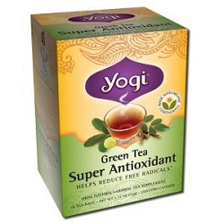 Green Tea Super Anti-Oxidant Tea 16 Tea Bags by Yo
