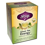 Green Tea Energy Tea 16 Tea Bags by Yogi Tea Compa