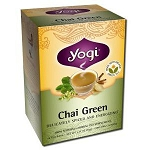 Green Chai Tea 16 Tea Bags by Yogi Tea Company 1