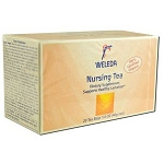 Nursing Tea 20 Tea Bags by Weleda 20 Bags