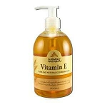 Liquid Glycerine Soap Vitamin E with Pump 12 oz
