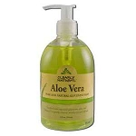 Liquid Glycerine Soap Aloe Vera with Pump 12 oz