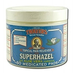 Medicated Superhazel Astringent with Aloe Vera Pad