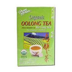 Organic Oolong Tea 20 Tea Bags by Prince of Peace